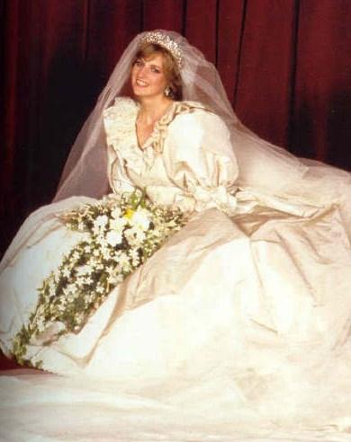 prinsesse diana bryllup