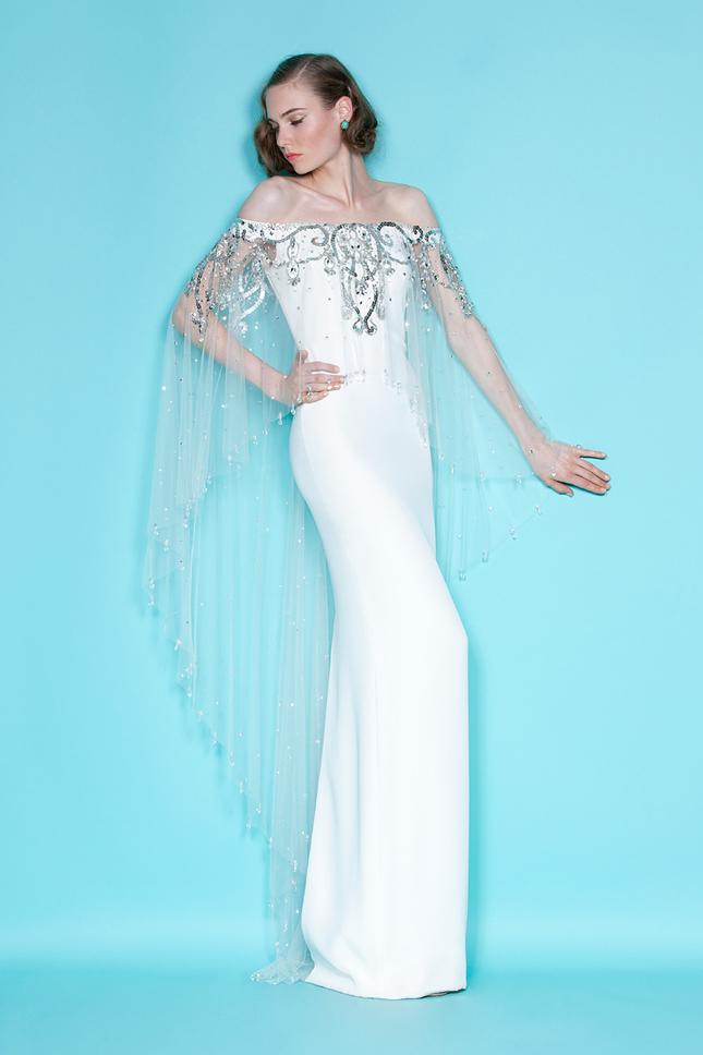 Bridal Fashion Marchesa Resort 2012 Collection
