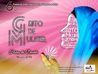 "Grito de Mulher 2016: ""Flores do Desierto"" homenaje o Soraya Manutchehri. Marzo 2016."