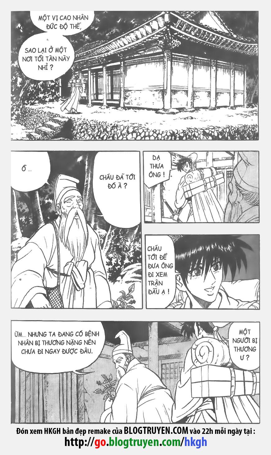 Hiệp Khách Giang Hồ - Hiệp Khách Giang Hồ Chap 055 - Pic 4