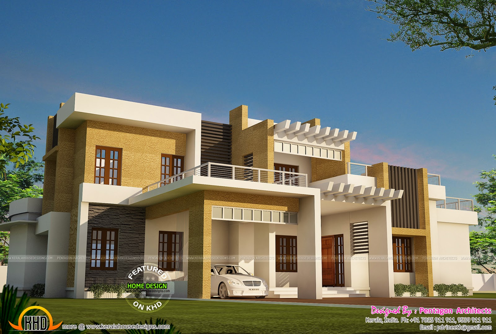 Kerala home design and floor plans kerala house plans set for House plan set