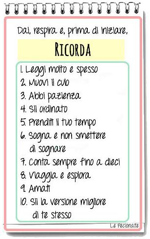I buoni propositi secondo #MrWonderful, la mia agenda 2015 | pecionate.blogspot.com