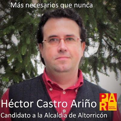 Héctor castro ariño altorricón