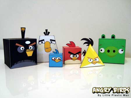 Angry Birds   Is A Puzzle Video Game Developed By Rovio Mobile In