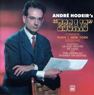"""André Hodier's - """"Essais"""""""