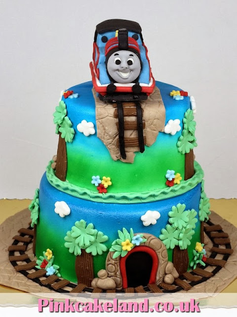 Thomas the Tank Engine Cakes in london