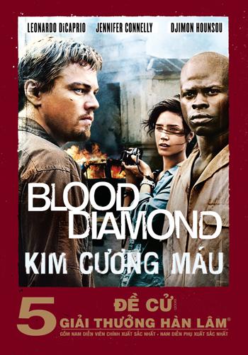 Kim Cương Máu vietsub - Blood Diamond vietsub