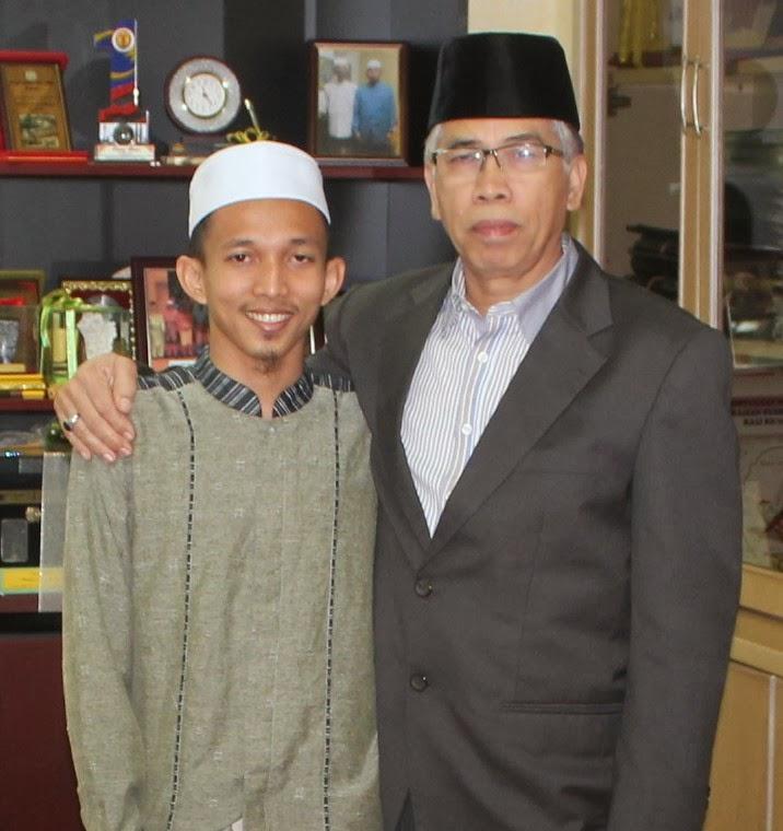 Helmi Assyafie Pembela Dato Mufti Kedah dan Ahli Sunnah