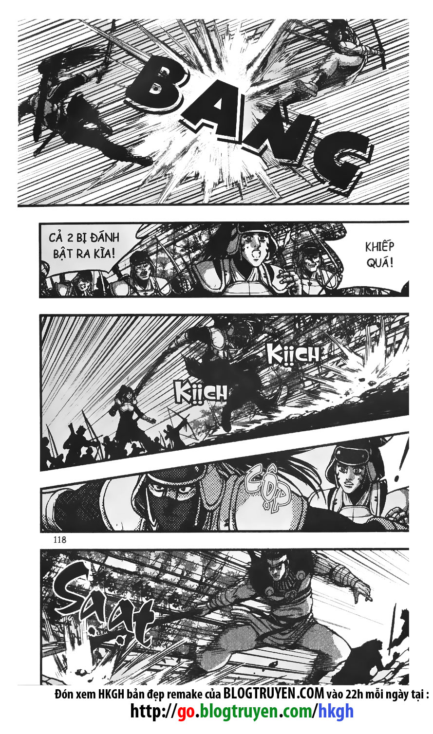 Hiệp Khách Giang Hồ chap 369 page 18 - IZTruyenTranh.com