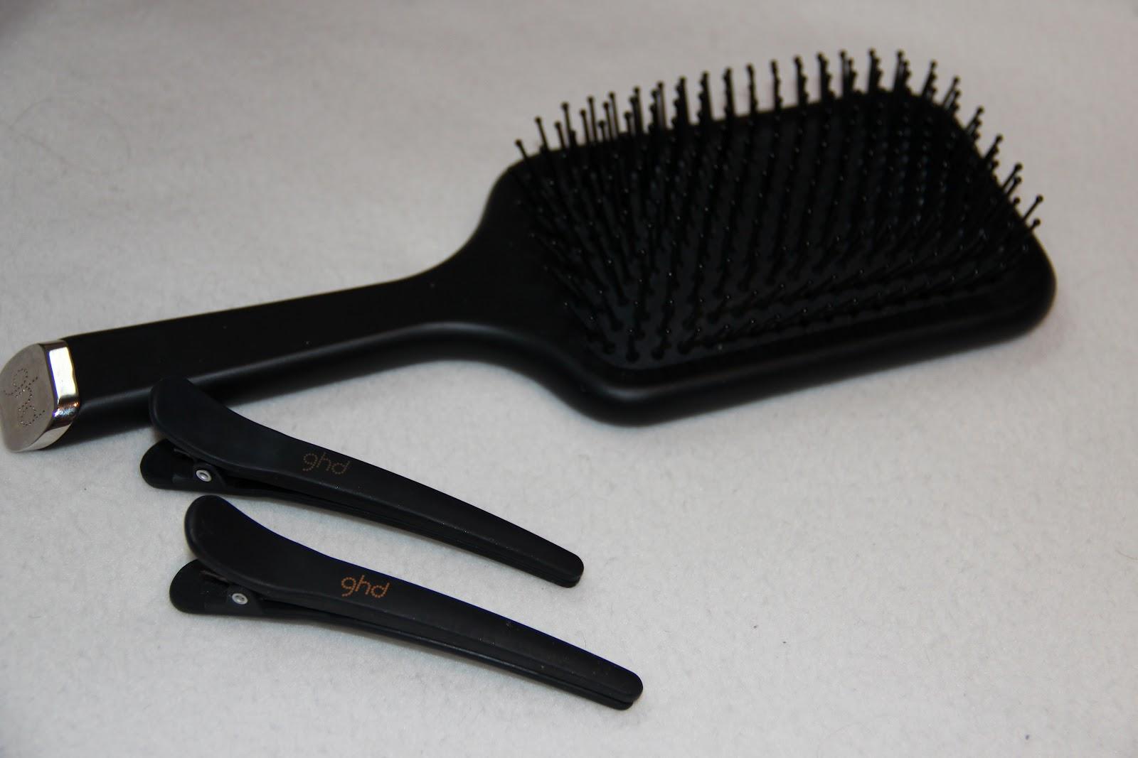Paddle Brush Dryer ~ Ghd hair straighteners newhairstylesformen