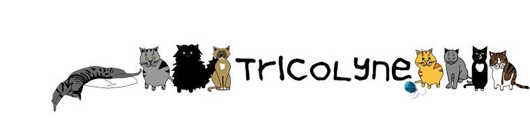 Tricolyne
