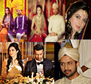 Atif Aslam Wedding Videos And Pictures Watch Free All TV Programs Apna TV Zone