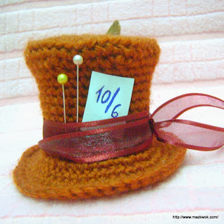Mini Mad Hatter's hat