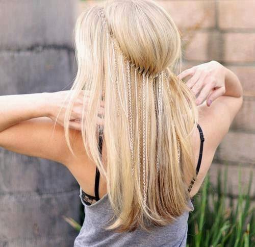 Latest Hair Styles #4..