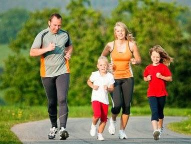 Memanfaatkan Waktu Luang dengan Berolahraga