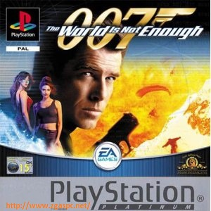 Free Download Games 007 The World Is Not Enough PSX ISO Untuk Komputer Full Version ZGASPC