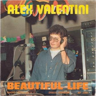 ALEX VALENTINI - Beautiful Life (1985)