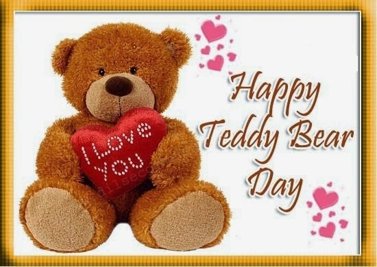 Best Happy Teddy Day Images & Wallpapers for Lovers