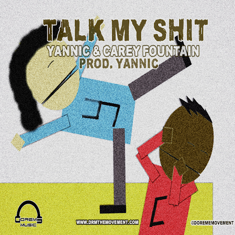 """SONG REVIEW: """"Talk My S**t"""" Yannic ft. Carey Foundation"""