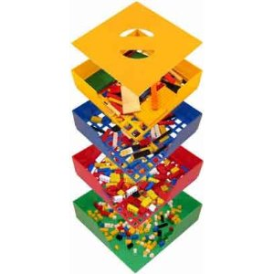 Lego+sorter+box+2 9 ideas for organizing Legos, some definitely better than others