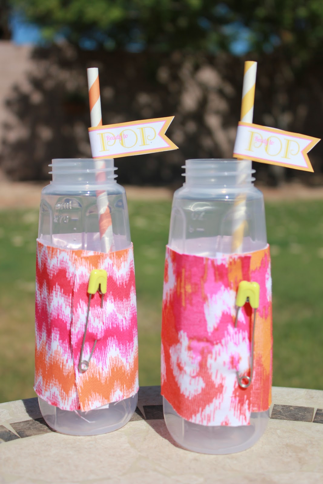 maddycakes muse baby shower drinks