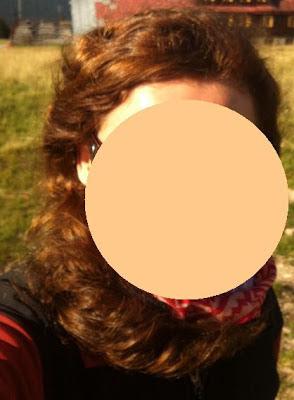 Wasze włosy u Mysi. Z brązu na złocisty blond. Małgorzata