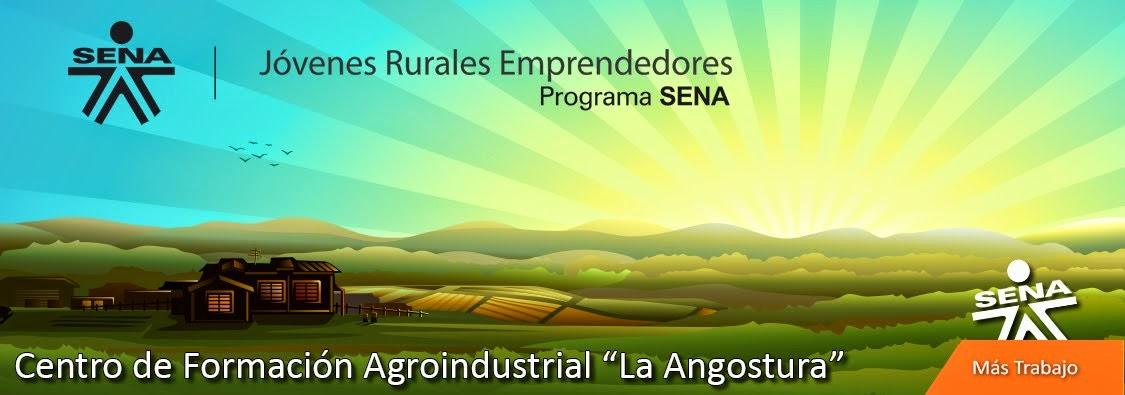 JRE LA ANGOSTURA - HUILA