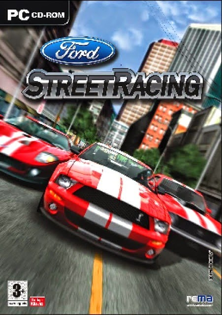 Ford Street Racing Game