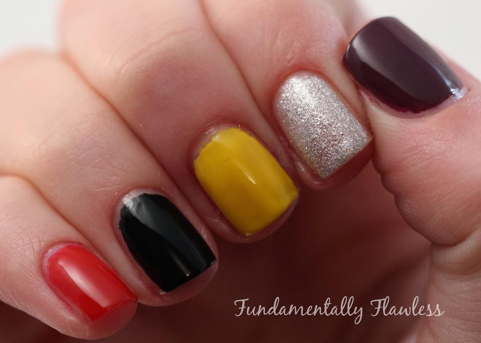 Fundamentally flawless christmas nail art nails supreme plain christmas nail art nails supreme plain nail art kit prinsesfo Image collections