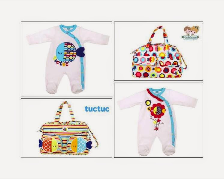 Tuc Tuc My Big Friend - Baby Boys and Baby Girls Collection