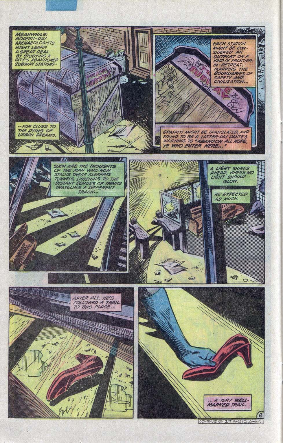 Detective Comics (1937) Issue #521 Page 11