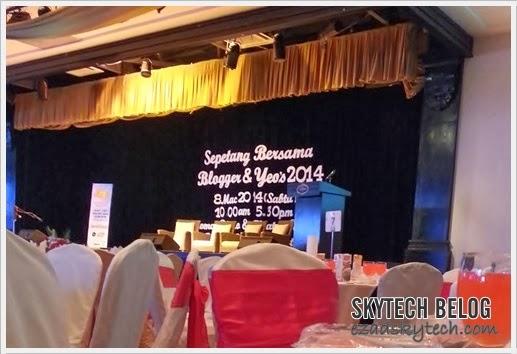 Sepetang Bersama Blogger dan Yeos 2014