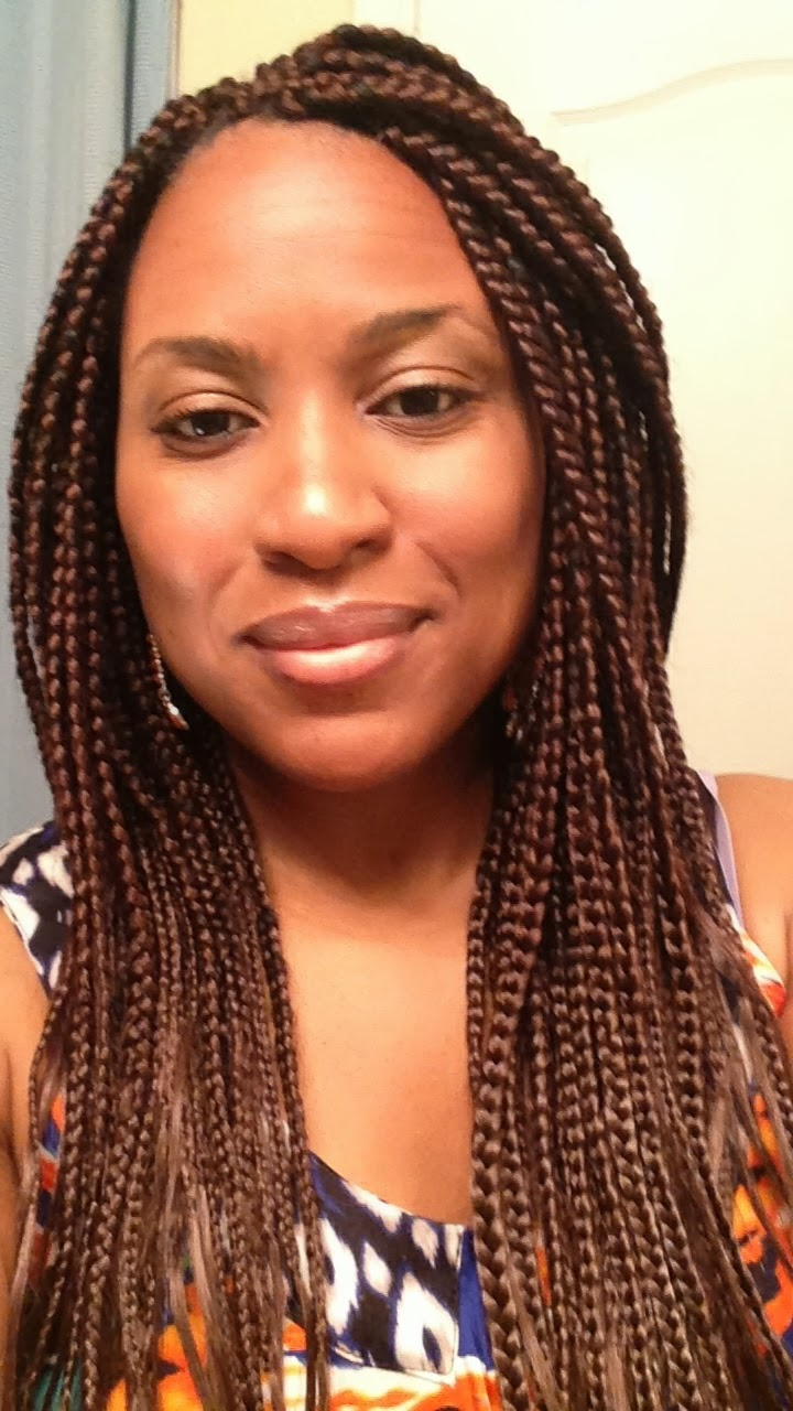 healthy happy hair my fall protective style individual