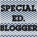 I'm a SpEd Blogger!