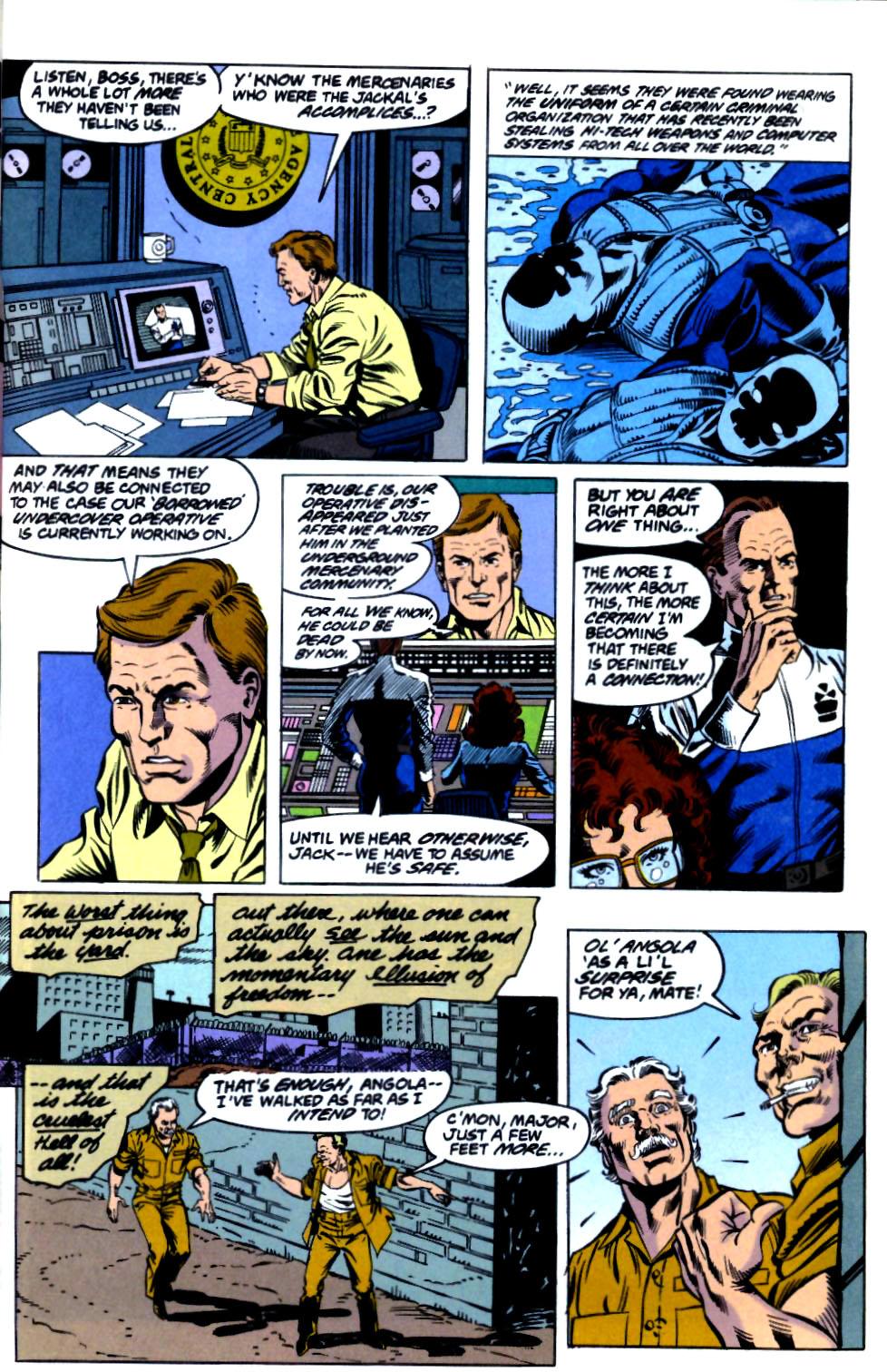 Deathstroke (1991) Issue #18 #23 - English 9