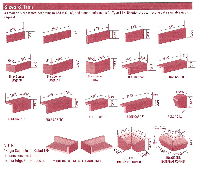 Brick Vector Picture Brick Sizes