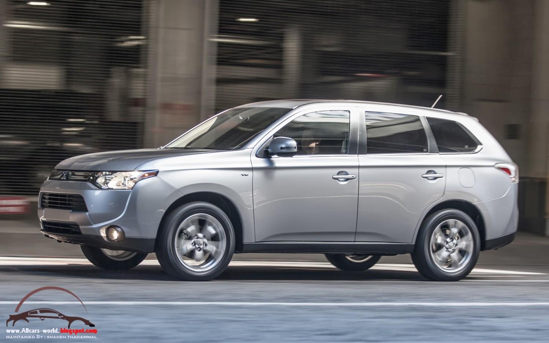 Automotive News: 2014 Mitsubishi Outlander