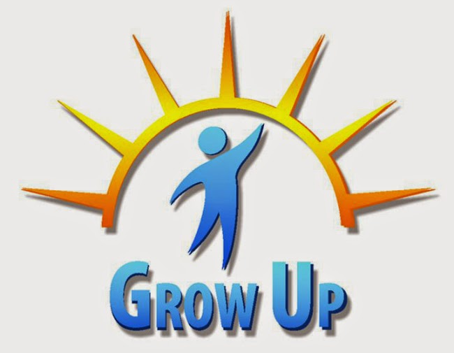 Allons-y impreuna sa Evolve si Grow Up!