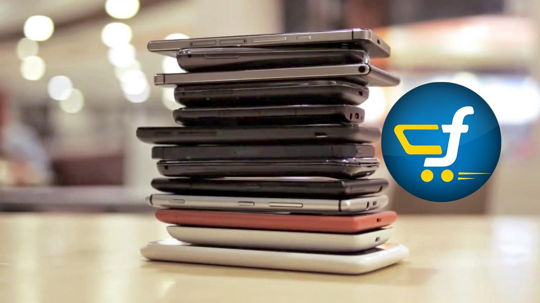 Flipkart smartphones