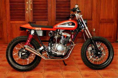 honda cb modifikasi