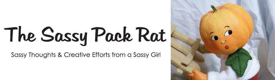 The Sassy Pack Rat