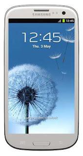 Review dan Spesifikasi Samsung Galaxy S III 3