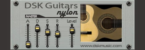 Plugin de Violão de Nylon - DSK Guitars Nylon