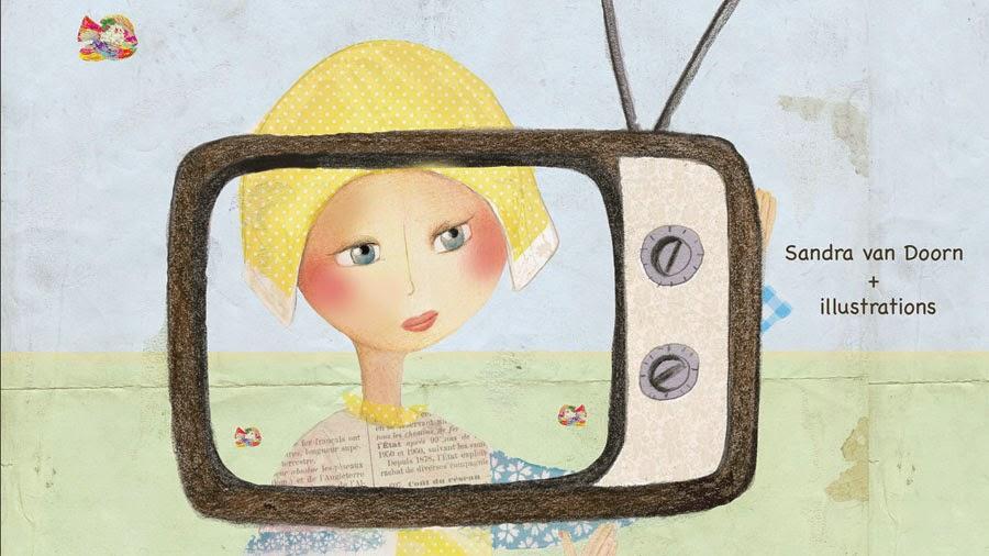 Sandra van Doorn + Illustrations + News