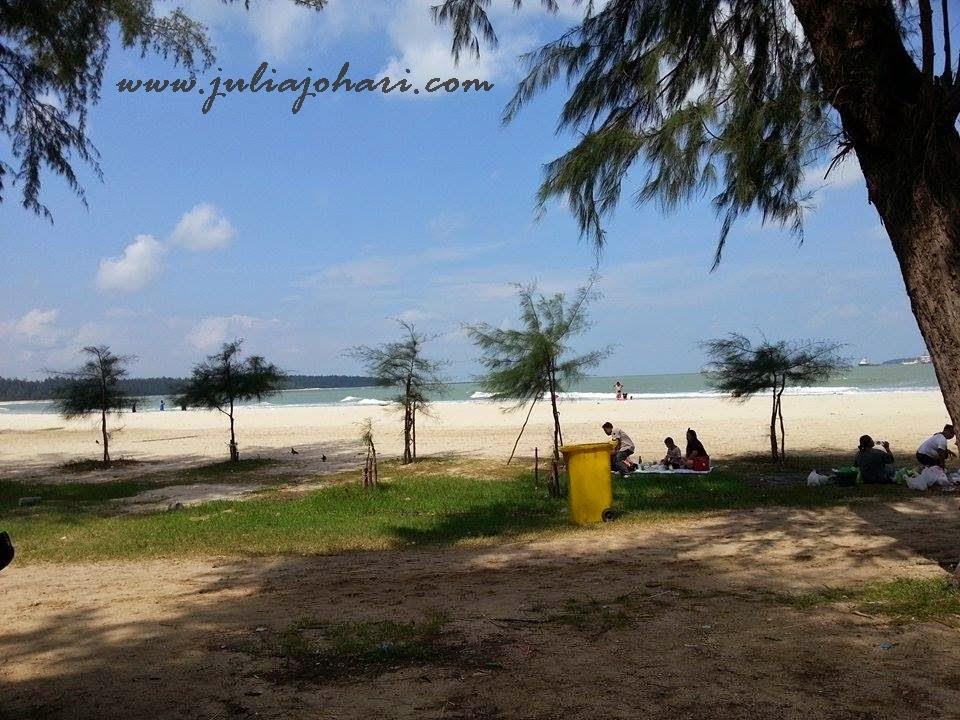 Seronoknya Bercuti di Hatyai Samila Beach Songkhla Thailand Part 6