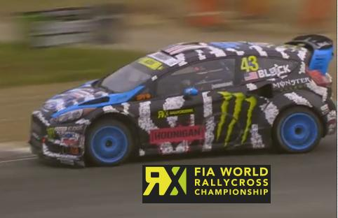 Ken Block ve Ford Fiesta