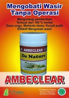 Obat Ambeclear
