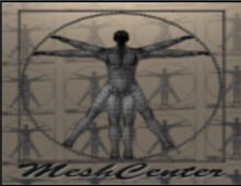 MeshCenter: