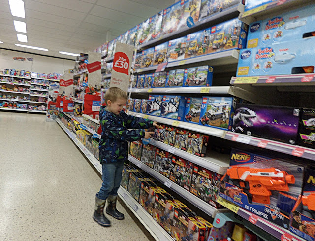 #shop #shopping #Tesco #toys