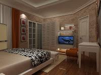 Kamar Utama Berlian Residence